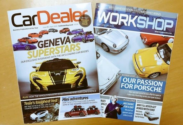 We've just launched a new mag to sit alongside award-winning Car Dealer